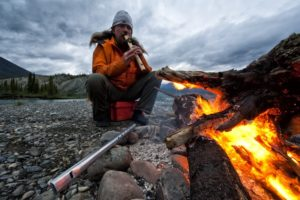 Composing on the Wind River