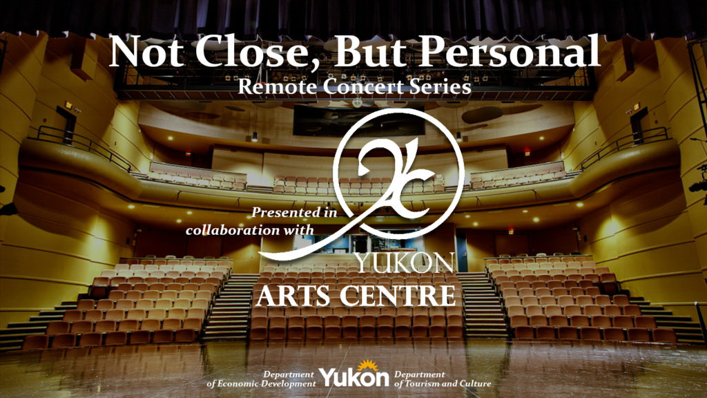 """Not Close, But Personal"" Remote Concert Series."