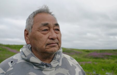 Elder Randal Pokiak
