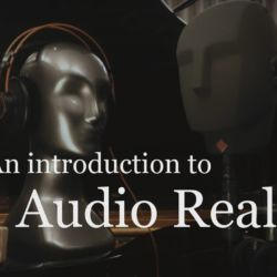 Audio Reality - An Introduction to Binaural Sound and Space